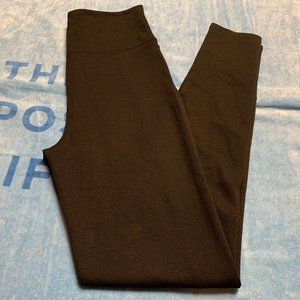 Assets By Spanx Size M  Black Leggings